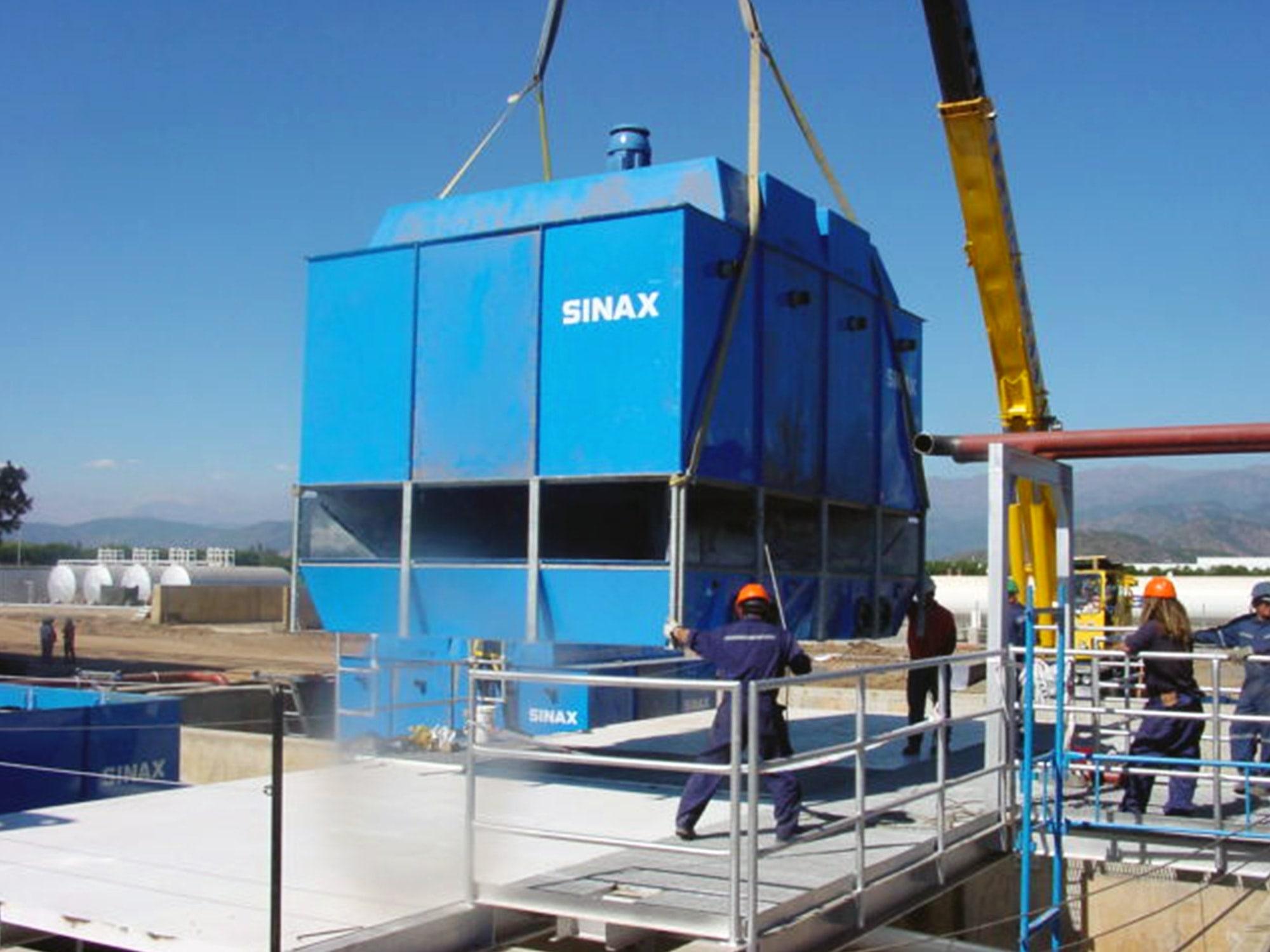 BO Glass Containers SA | Chile | Año 2007 | 3 x EWB 1700