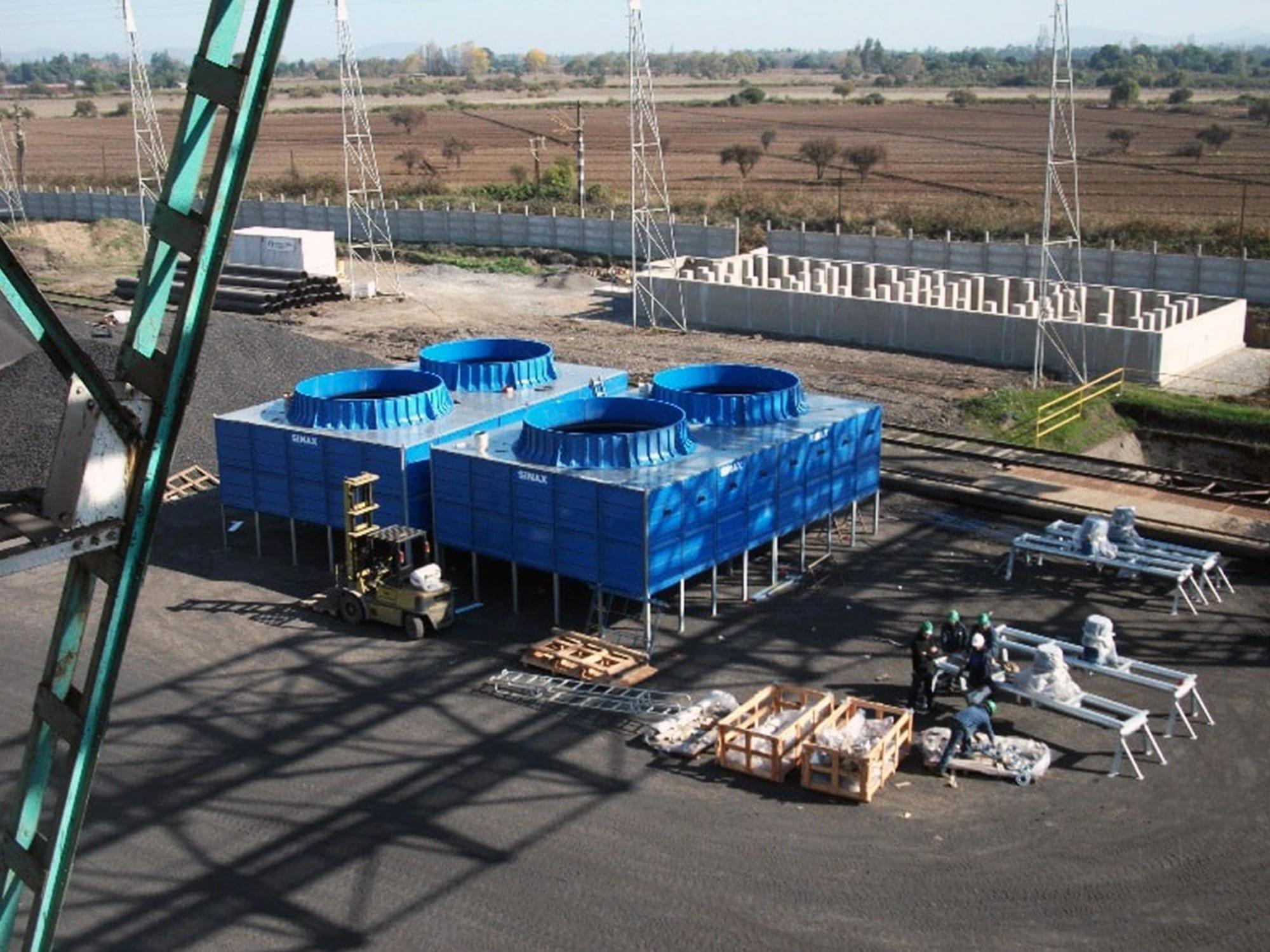 Iansagro SA | Chile | Año 2010 | 2 x EWB 5750