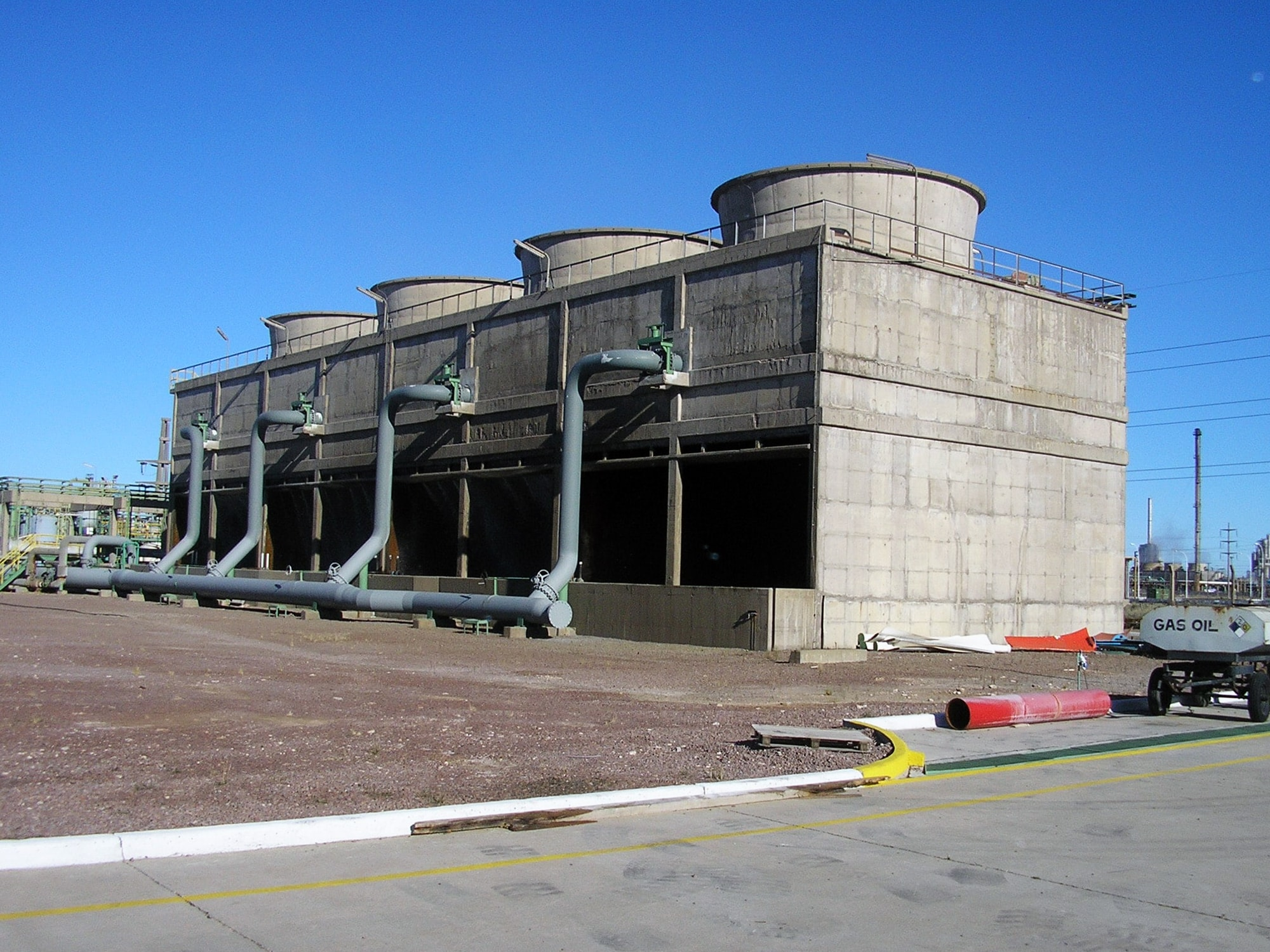 Solvay Indupa SAIYC | Bahia Blanca, BS AS | Año 1983 | EWZ 173/14
