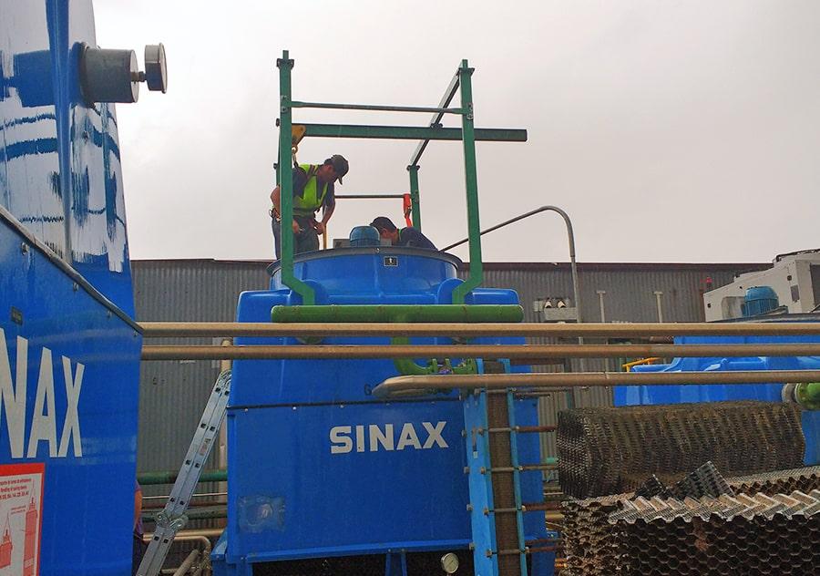 SINAX | Servicios - Reparaciones
